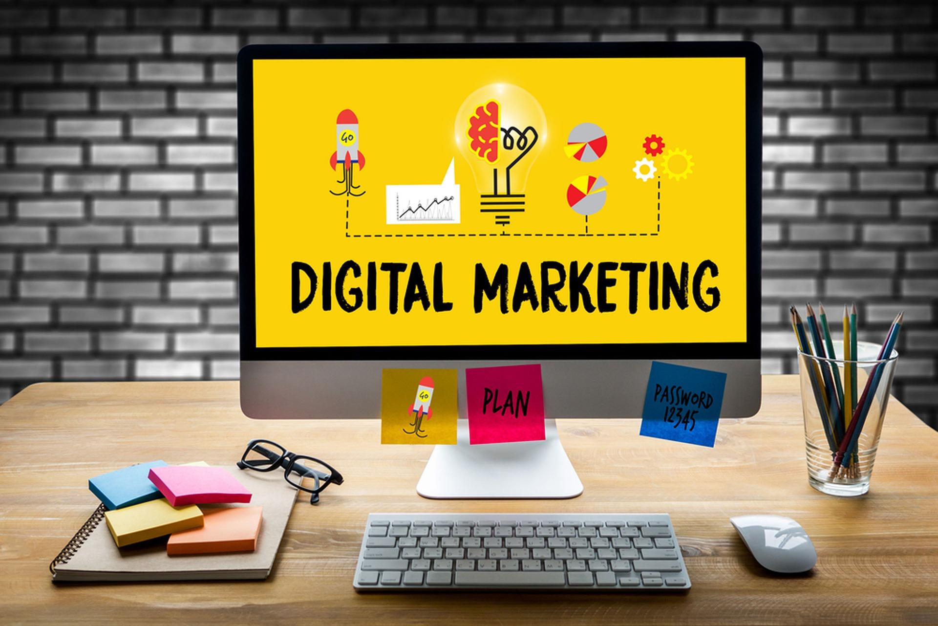 Digitální marketing agentura
