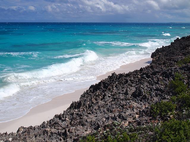 bahamy pobřeží