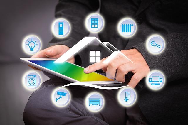Technologie pro chytrou domácnost