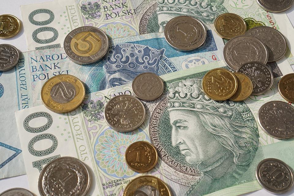 polské finance