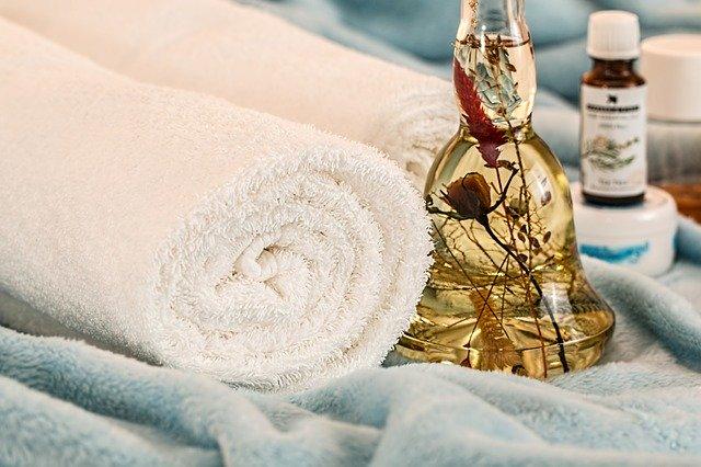 relax při masáži