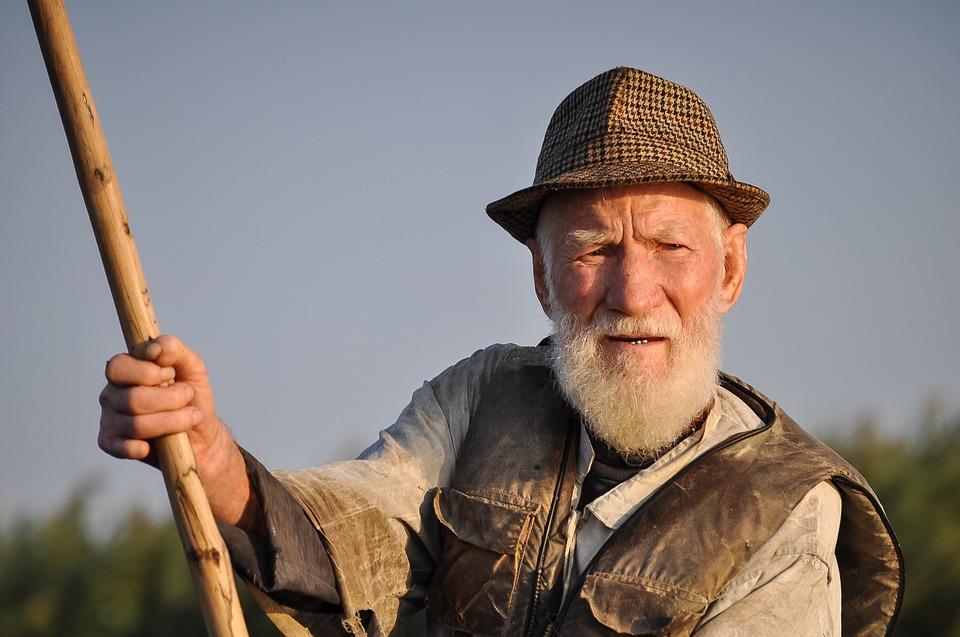 tradiční rybář